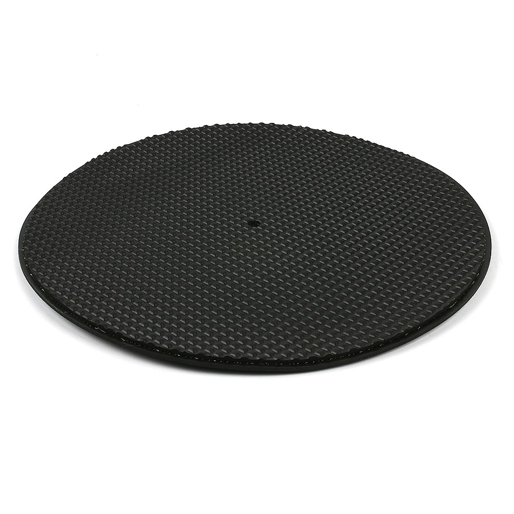 """KEITH MONKS 12"""" Pyr/\Mat Stay-Clean Precision Record Cleaning Machine Mats"""