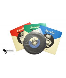 "50 7"" Groovys Vinyl Poly-Inner Anti-Static Rounded Bottom Record Sleeves"