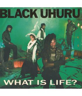 "Black Uhuru ‎What Is Life? 7"" Vinyl Single 45 Record"