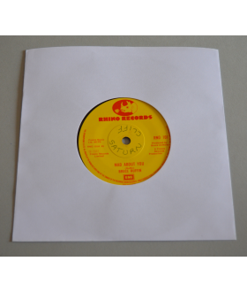 "Bruce Ruffin ‎Mad About You 7"" Vinyl 45 rpm Single Record"