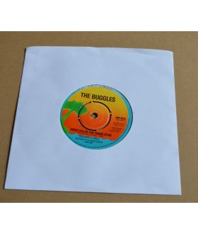 "Buggles ‎Video Killed The Radio Star 7"" Vinyl Single 45 rpm Record"