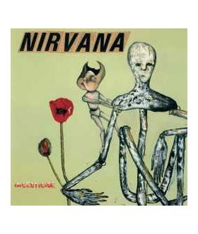Nirvana Incesticide 180g Vinyl LP 25th anniversary With MP4