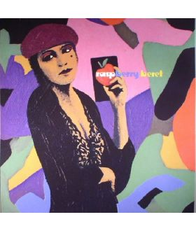 "Price and the Revolution Raspberry Beret 12"" Vinyl Single Record 45 RPM"