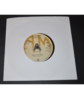 "Rita Coolidge ‎– Love Me Again 7"" Vinyl Single 45 RPM Promo"