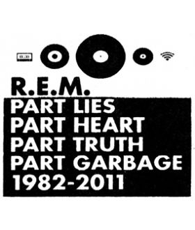 REM Part Lies, Part Heart, Part Truth, Part Garbage 2 x CD Album Rock (