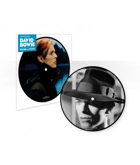 """DAVID BOWIE Sound and Vision 40TH ANNIVERSARY 7"""" PICTURE DISC 45 RPM Pre- Order"""