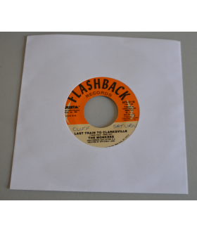 "The Monkees ‎Last Train To Clarksville 7"" Vinyl 45 rpm Import Single"