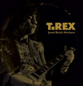 """T.Rex Jewel 7"""" Vinyl Single 45 Limited Edition 500 Copies In Picture bag"""